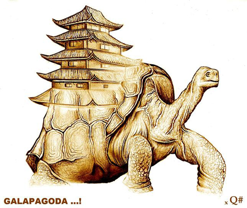 galapagoda