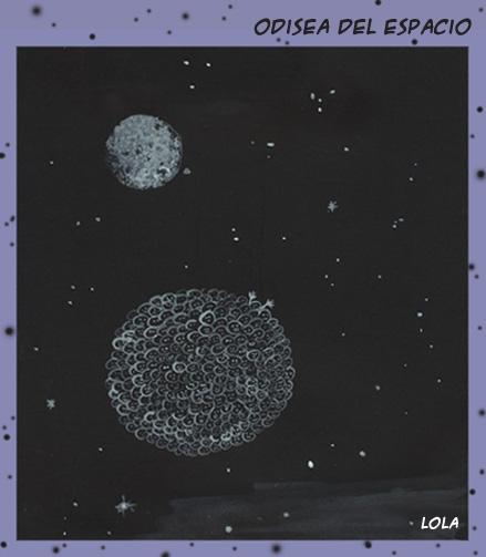 odisea del espacio