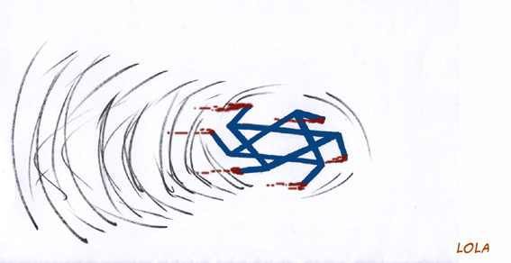 israel esvastica