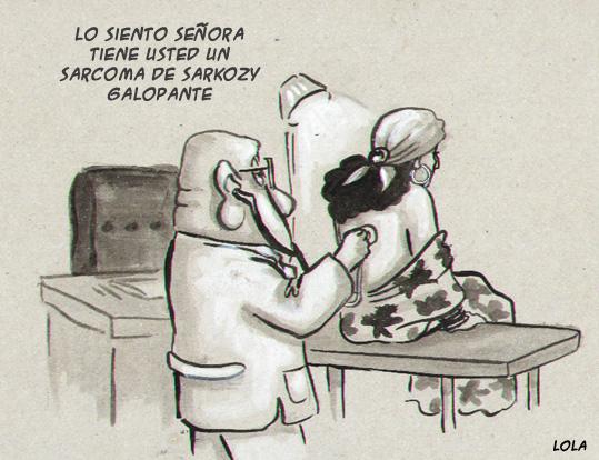 sarcoma sarkozy