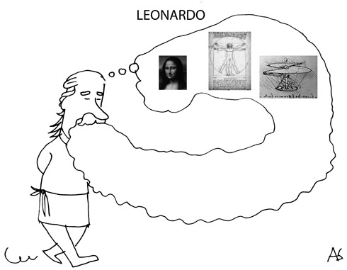 PINTORLEONARDO