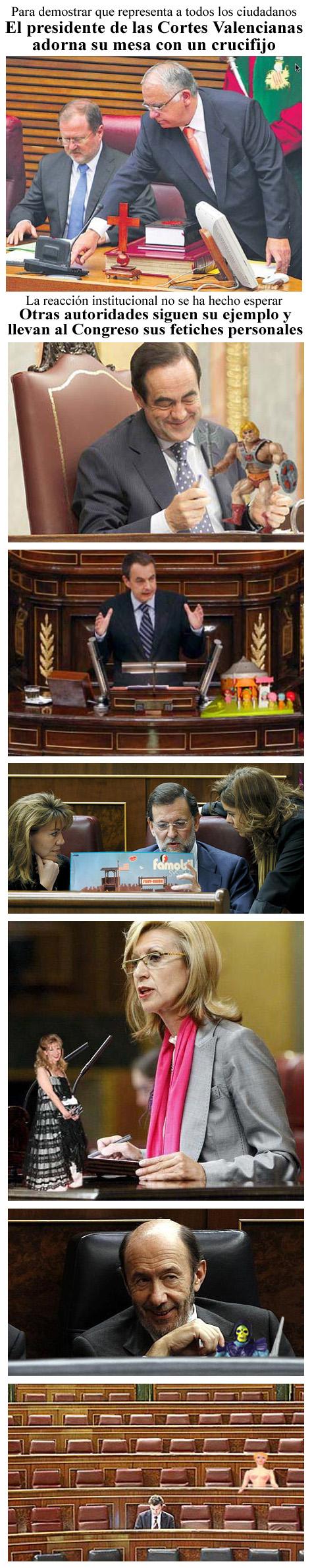 Tuneando el Congreso