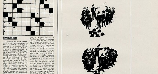 "Metamorfosis. Revista ""Triunfo"" nº 325, 24 de agosto 1968"